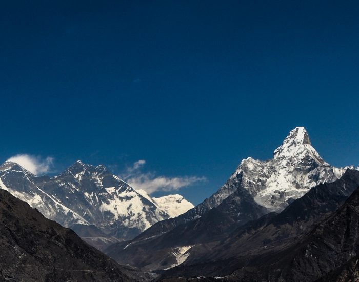 Everest & Ama Dablam